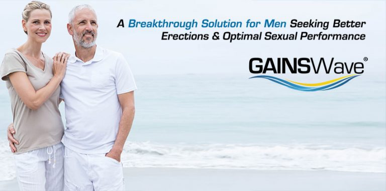 Treat Erectile Dysfunction Without Drugs