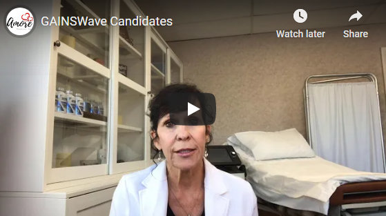 Am I a Candidate for GAINSWave®?